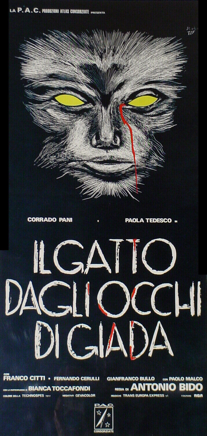 A deceptive poster for the deceptively titled thriller.