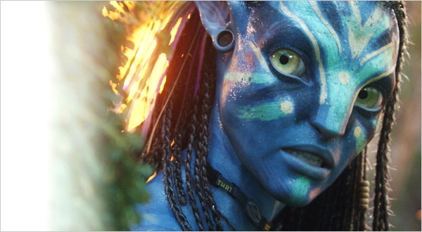 Zoe Saldana is the Wonder Awards choice for Best Actress, in the Best Pic winner, AVATAR.