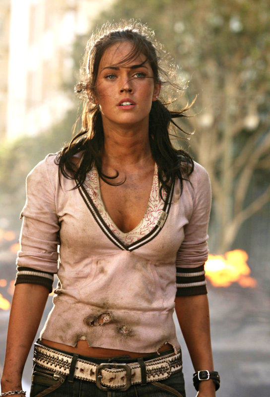 megan fox transformers revenge of the fallen. Megan Fox