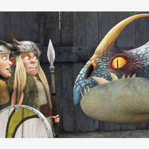 How to Train Your Dragon: Cinefantastique Horror, Fantasy & Science Fiction Podcast
