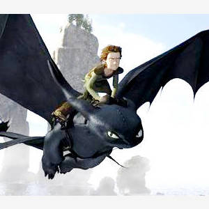 How to Train Your Dragon theatrical release