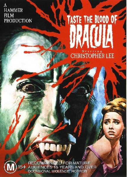 EE73FC926D Taste the Blood of Dracula (1970)   Horror Film Review