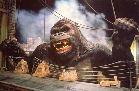 FA3B56328B Sense of Wonder: King Kong stomps onto Universal Studios