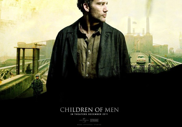 CHILDREN OF MEN & NINETEEN EIGHTY-FOUR at Cinematheque