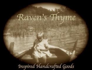 Ravens Thyme Bannner