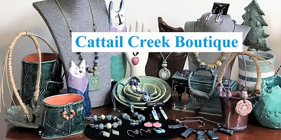 Cattail Creek Boutique Banner