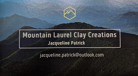 Mountain Laurel Clay Creations Banner