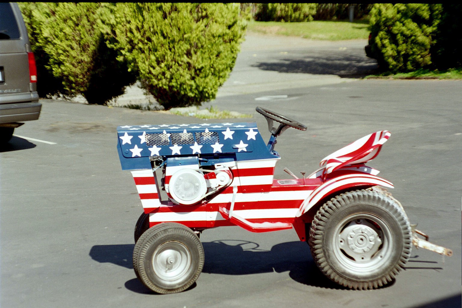 1974 Sears Garden Tractor : Anniversery sears tractor mytractorforum the