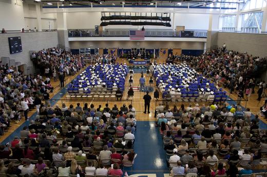 NQHS & QHS Graduation Ceremony
